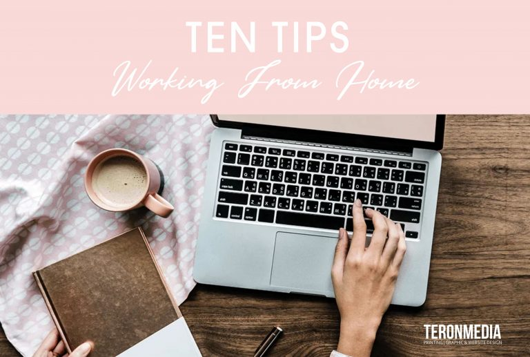 10 Tips To Keep You Sane When Working From Home